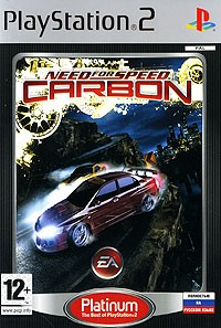 Need for Speed: Carbon. Platinum (PS2)