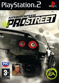 Need for Speed Pro Street (PS2)