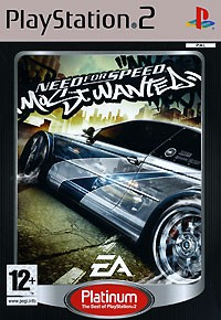 Need For Speed: Most Wanted Platinum (PS2)