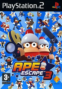 Ape Escape 3 (PlayStation 2)