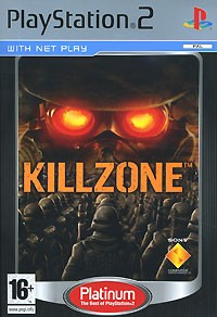 Killzone Platinum (PS2)