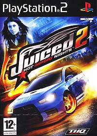 Juiced 2: Hot Import Nights (PS2)