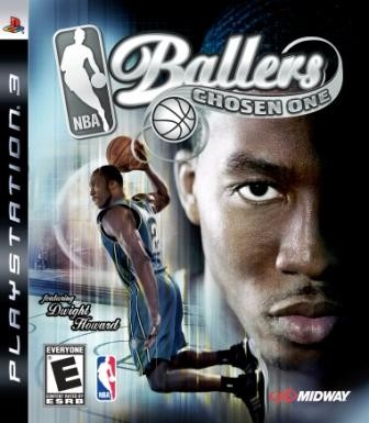 NBA Ballers: The Chosen One (PS3)