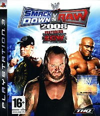WWE SmackDown vs. Raw 2008 (PS3)