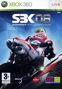 SBK 08 Superbike World Championship (Xbox 360)