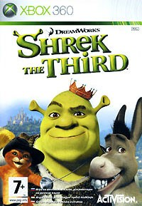 Shrek the Third (Хbox 360)