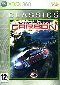 Need for Speed: Carbon. Classics (Xbox 360)