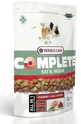 Корм для крыс «Complete Rat & Mouse» (500 г)