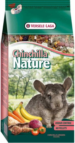 Корм для шиншилл «Nature Chinchilla» (2,5 кг)