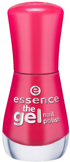 Лак для ногтей «The Gel Nail Polish», оттенок 92 Red Carpet