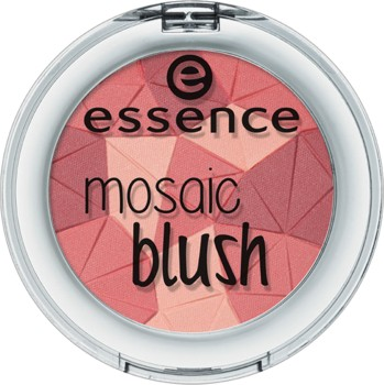 Румяна «Mosaic blush», оттенок 35 Natural beauty