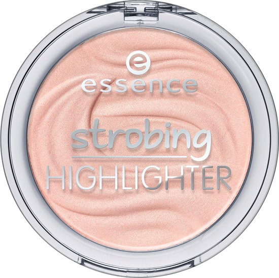 Хайлайтер для лица с эффектом стробинга «Strobing Highlighter», 10 Let it Glow!