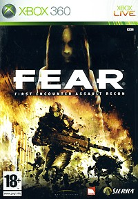 FEAR (F.E.A.R.): First Encounter Assault Recon (Xbox 360)