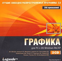 Графика для PC с OS Windows Mе/XP
