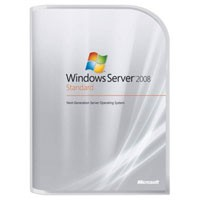Windows Server 2008 Standard 32-bit/x64 (на 5 клиентов) RU