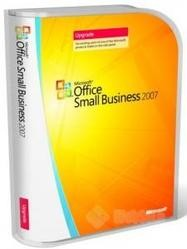 Microsoft Office Small Business 2007 Win32 Russian CD