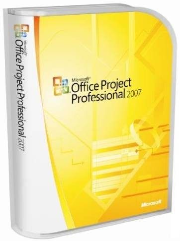 Microsoft Office Project Professional 2007 Rus