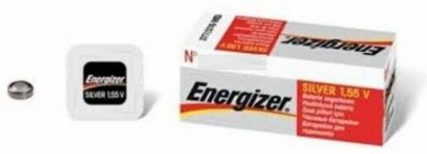 Батарея «Energizer» Silver Oxide 394/380-1Z, 1 штука