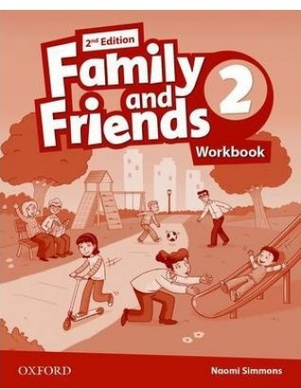 Family & Friends 2 2Ed Wb