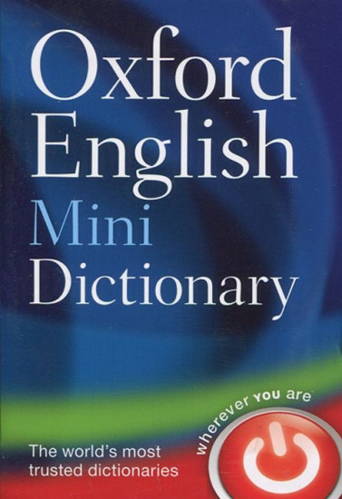 Oxford English Mini Dictionary 8