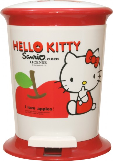 Мусорное ведро Hello Kitty