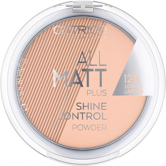Пудра «All Matt Plus Shine Control», оттенок 030 Warm Beige
