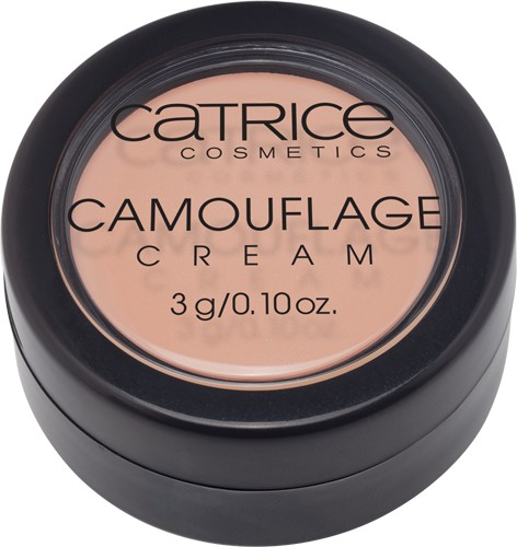 Консилер кремовый «Camouflage Cream», оттенок 025 Rosy Sand