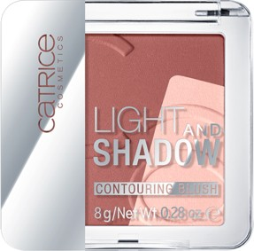 Румяна «Light And Shadow Contouring Blush», оттенок 010 Bronze Me Up, Scotty!