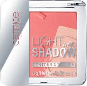 Румяна «Light And Shadow Contouring Blush», оттенок 020 A Flamingo in Santo Domingo
