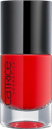 Лак для ногтей «Ultimate Nail Lacquer», оттенок 91 It's All About That Red