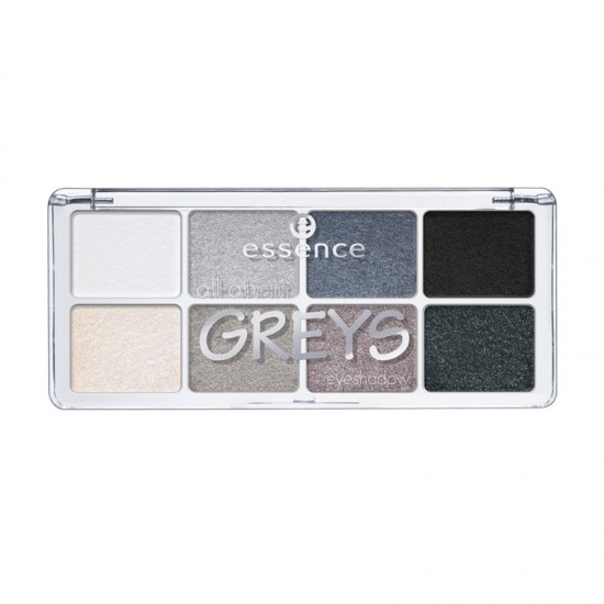 Тени для век Essence All about…eyeshadow, 9,5 г