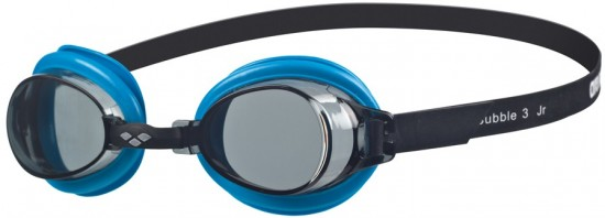 Очки Bubble 3 Junior, Smoke/Turquoise/Black