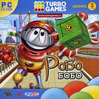 Turbo Games: Робо-Бобо