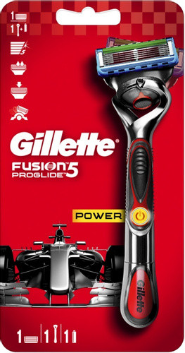 Бритва Gillette Fusion ProGlide Power Flexball с 1 сменной кассетой