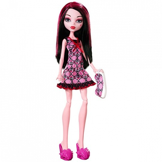 Кукла Monster High «Дракулаура»