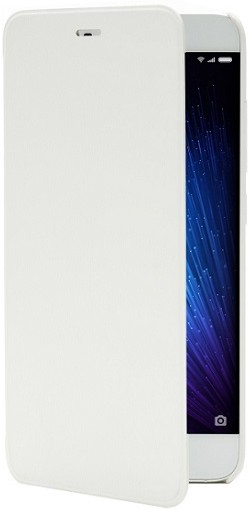 Чехол книжка flip Cover case for Mi5, черный