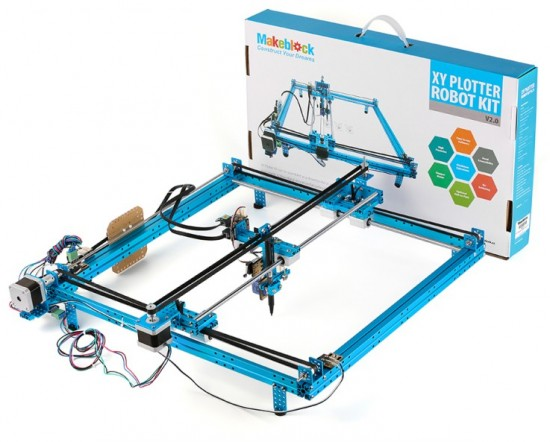 Робот-плоттер Makeblock XY Plotter Robot Kit