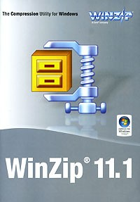 WinZip 11.1 Standard Single User