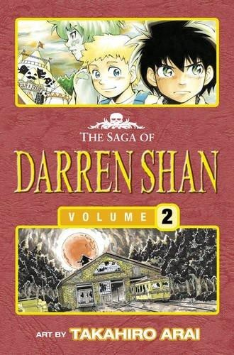 The Saga of Darren Shan, Volume 2: The Vampire`s Assistant