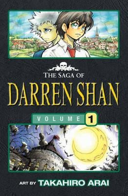 The Saga of Darren Shan, Volume 1: Cirque Du Freak