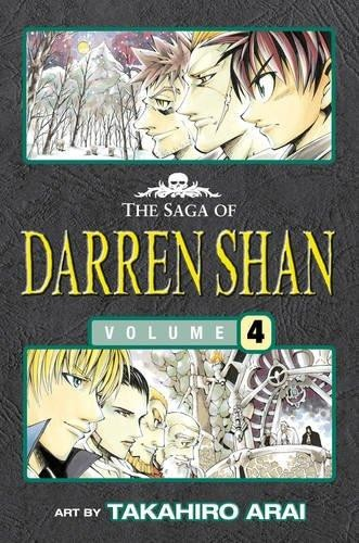 The Saga of Darren Shan, Volume 4: Vampire Mountain