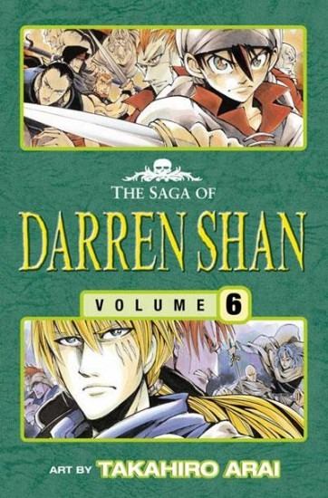 The Saga of Darren Shan, Volume 6. Vampire prince