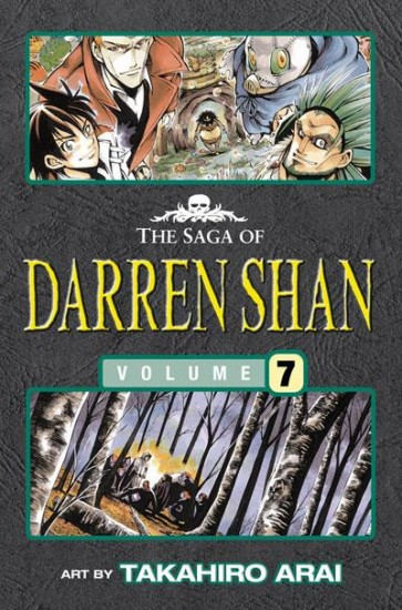 The Saga of Darren Shan, Volume 7 Hunters of the dusk