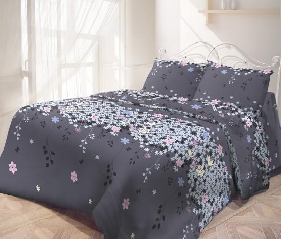 4c0cba3b2236 Комплект постельного белья «Незабудка» (2-спальный, бязь, 2 наволочки 70х70