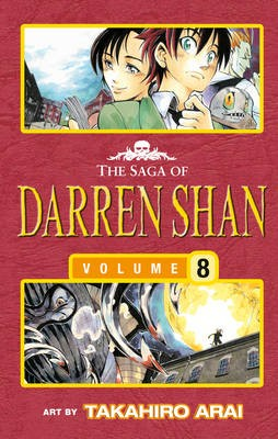 The Saga of Darren Shan, Volume 8. Allies of the Night