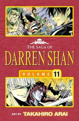 The Saga of Darren Shan, Volume 11. Lord of the Shadows