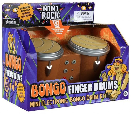 Барабаны Бонго «Finger Drums»