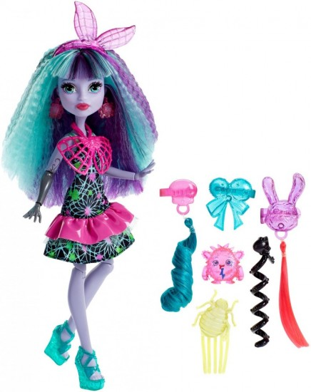 Кукла Monster High «Electrified» Twyla, 28 см
