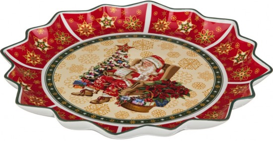 Блюдо «Christmas Collection» (38х38 см)