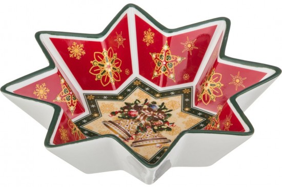 Салатник «Christmas Collection» (17 см)